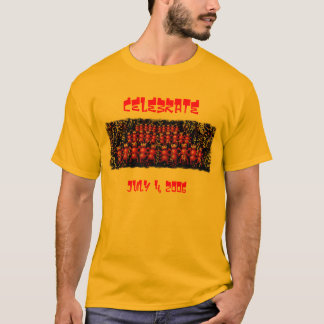 T-shirt les fourmis célèbrent