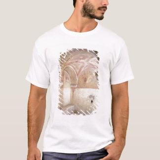 T-shirt Les fresques de Carolingian dans la crypte