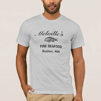 T-shirt Les fruits de mer fins de Melville
