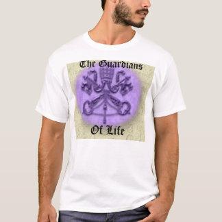 T-shirt Les gardiens pendant la vie