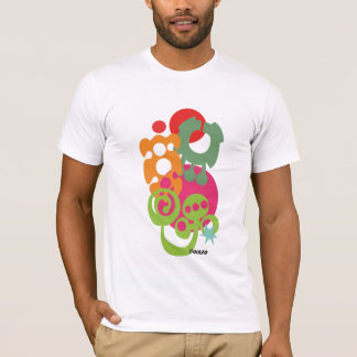 T-shirt Les gens de la forêt tropicale