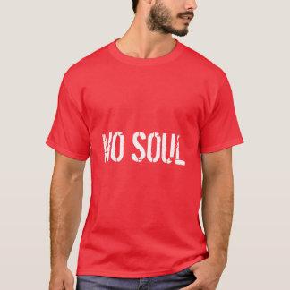 T-shirt Les gingembres n'ont aucune âme