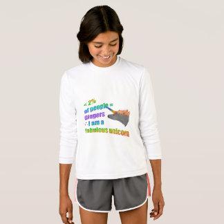 T-shirt Les gingembres sont les licornes fabuleuses