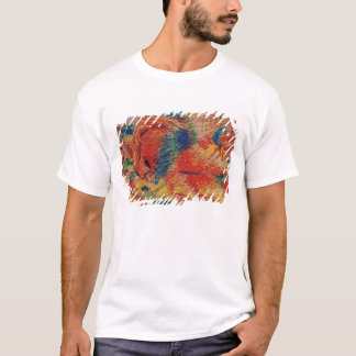 T-shirt Les hausses de ville, 1911 (tempera sur la carte)