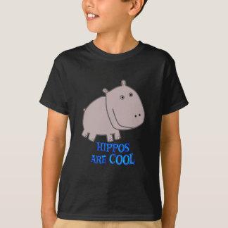 T-shirt Les hippopotames sont FRAIS