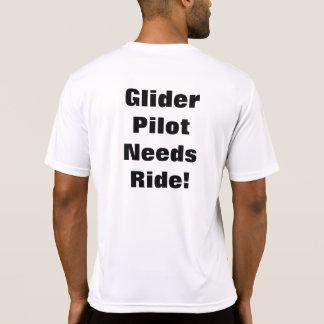 T-shirt Les hommes à la PAGE avec GPNR soutiennent