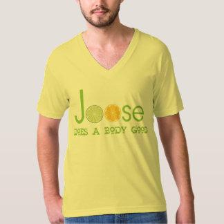 T-shirt Les hommes de Joose supérieurs fait une bonne