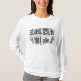 T-shirt Les huit portes de la ville de Londres