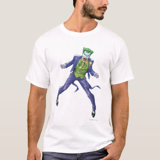 T-shirt Les hurlements de joker