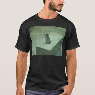 T-shirt Les hurlements de souris de tueur (leucogaster