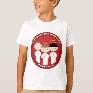 T-shirt Les innocents saints