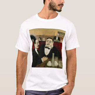 T-shirt Les intellectuels au café Rotonde, 1916