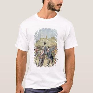 T-shirt Les Jeux Olympiques à Athènes