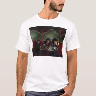 T-shirt Les joueurs de backgammon
