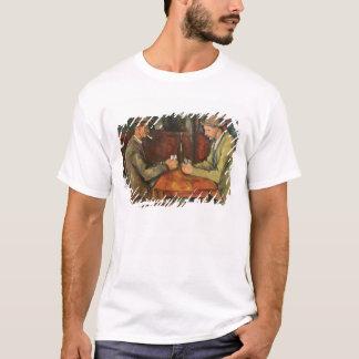 T-shirt Les joueurs de carte, 1893-96