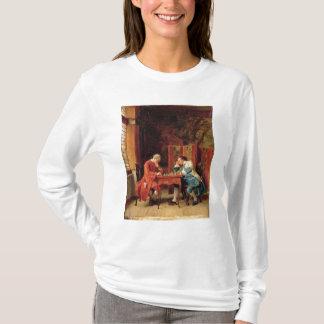 T-shirt Les joueurs d'échecs, 1856