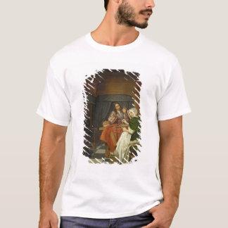 T-shirt Les joueurs d'échecs, c.1670