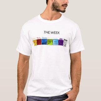 T-shirt Les jours de la semaine