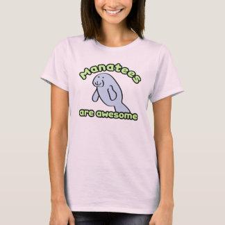 T-shirt Les lamantins sont impressionnants