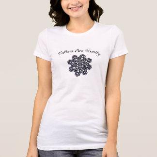 T-shirt Les lambeaux sont inextricables
