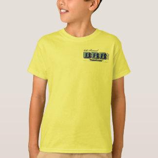 T-shirt Les lance-flammes ont personnalisé la chemise de