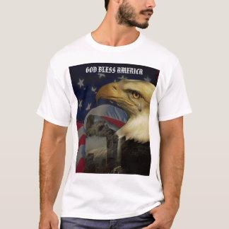T-shirt Les larmes d'Eagle