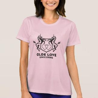 T-shirt Les licornes aiment apparemment le rose