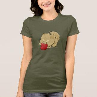 T-shirt Les loups-garou mangent des pommes