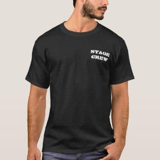 T-shirt Les mains d'étape vous le donnent sur la réplique
