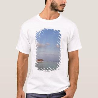 T-shirt Les Maldives, atoll de Meemu, île de Medhufushi,