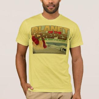 T-shirt Les meilleures crêpes dans le jersey