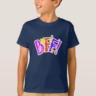 T-shirt Les meilleurs amis piquent pour toujours