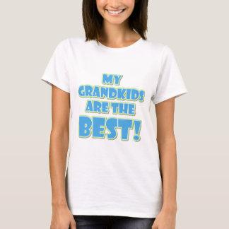 T-shirt Les meilleurs Grandkids