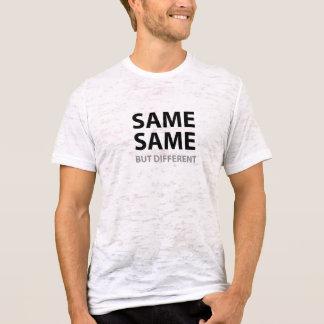 T-shirt Les MÊMES MÊMES mais différent