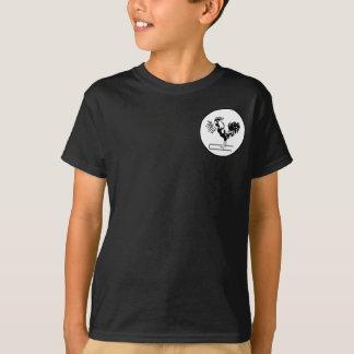 T-shirt Les militaires de porte-avions de CV-3 USS