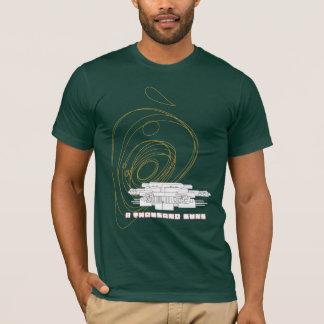 T-shirt Les mille soleils