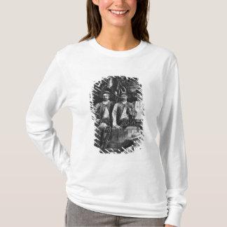 T-shirt Les mineurs de Le Creusot pendant le deuxième