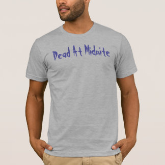 T-shirt Les morts chez Midnite, protègent l'innocent ! ! !