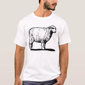 T-shirt Les moutons solitaires