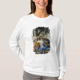 T-shirt Les Muses, Clio, euterpe et Thalia, c.1652-55