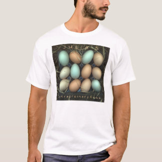 T-shirt Les oeufs extraordinaires de Julia
