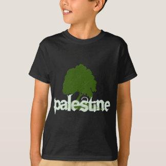 T-shirt Les olives de la Palestine