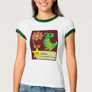 T-shirt Les opposúx attirent toujours