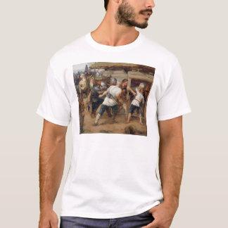 T-shirt Les païens ont tué les premiers chrétiens