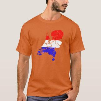 T-shirt Les Pays-Bas