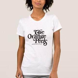 T-shirt Les peaux d'orange