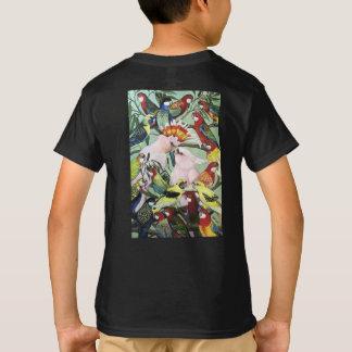 T-shirt Les perroquets de Peter - enfants d'édition