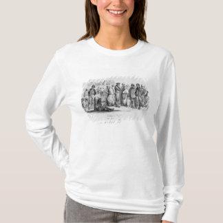 T-shirt Les personnes émancipées, de la 'La Caricature