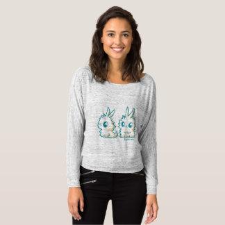 T-shirt Les petits lapins