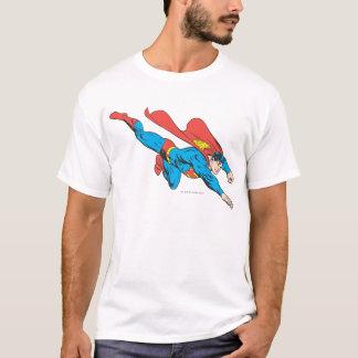 T-shirt Les piqués de Superman redressent